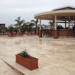 Walnut Travertine Pavers