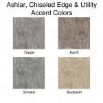 Ashlar, Chiseled Edge & Utility Accent Colors