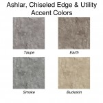 Ashlar, Chiseled Edge & Utility Accent Colors