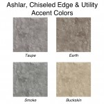 Ashlar, Chiseled Edge & Utility Accents
