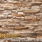 Bailey Cream Classic Ledgestone