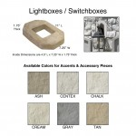 Lightboxes & Switchboxes