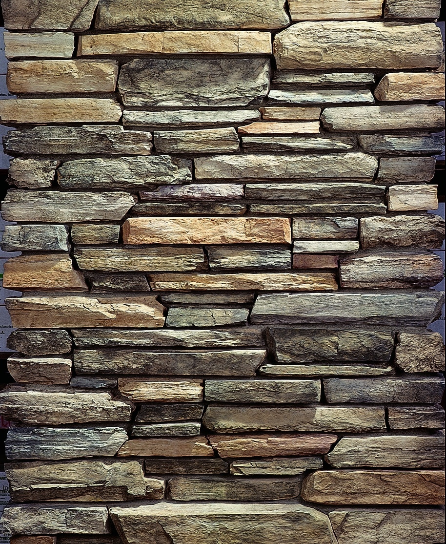 Rustic Ledge Brick America