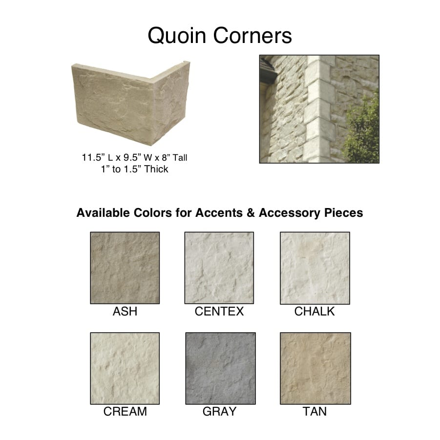 Quoin corners brick america for Brick quoin corners