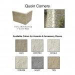 Quoin Corners