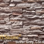 Silver Grey Classic Ledgestone