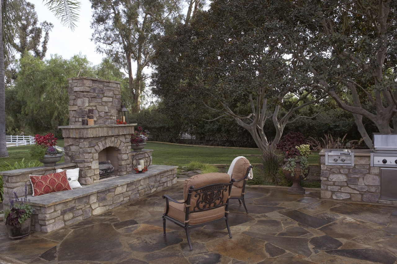 signature outdoor living spaces brick america