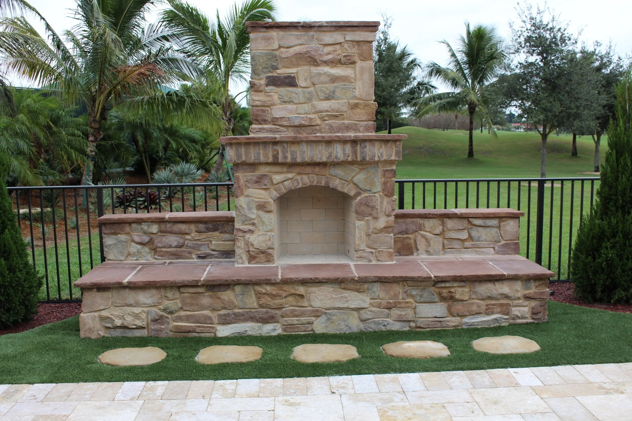 Outdoor Kitchens Brick America