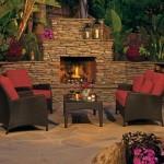 Eldorado Wood Burning Fireplace