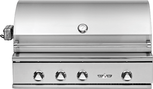 "Delta Heat 38"" Built-In Grill"