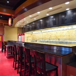Custom Grahm Glazed Brick - Pei Wei Restaurant