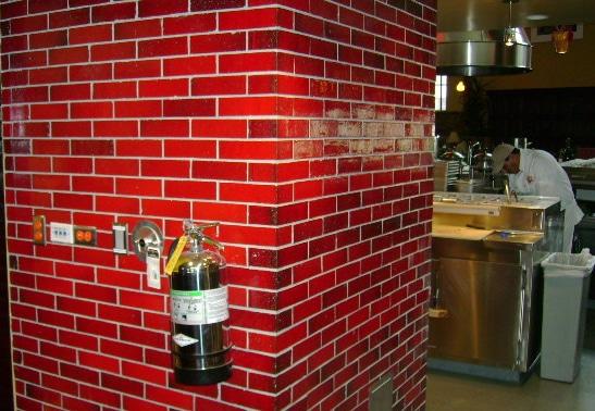 Glazed Brick Veneer By Gran Brique