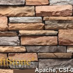 Apache Stacked Ledgestone
