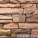 Caramel Stacked Ledgestone