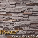 Pewter Grey Vintage Ledgestone