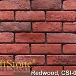 Redwood Old World Brick