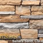 Sahara Sand Stacked Ledgestone