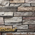 Urban Mist Stacked Ledgestone