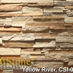 Yellow River Vintage Ledgestone
