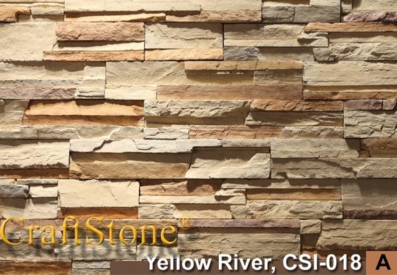 Yellow River Vintage Ledgestone